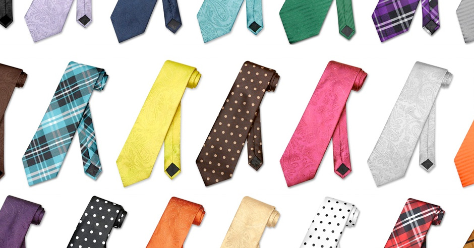 Choosing The Right Necktie | How To Choose The Correct Neck Tie For Any Occassion