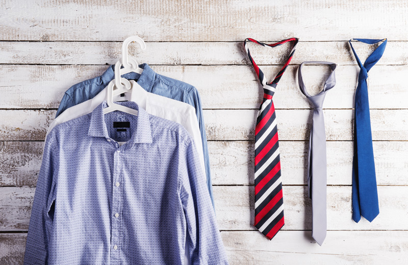 How to Match Shirts with Different Ties | Krisar Clothing How To Style Guide
